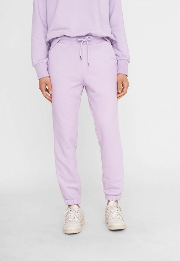 женские спортивные брюки noisy may, фиолетовые