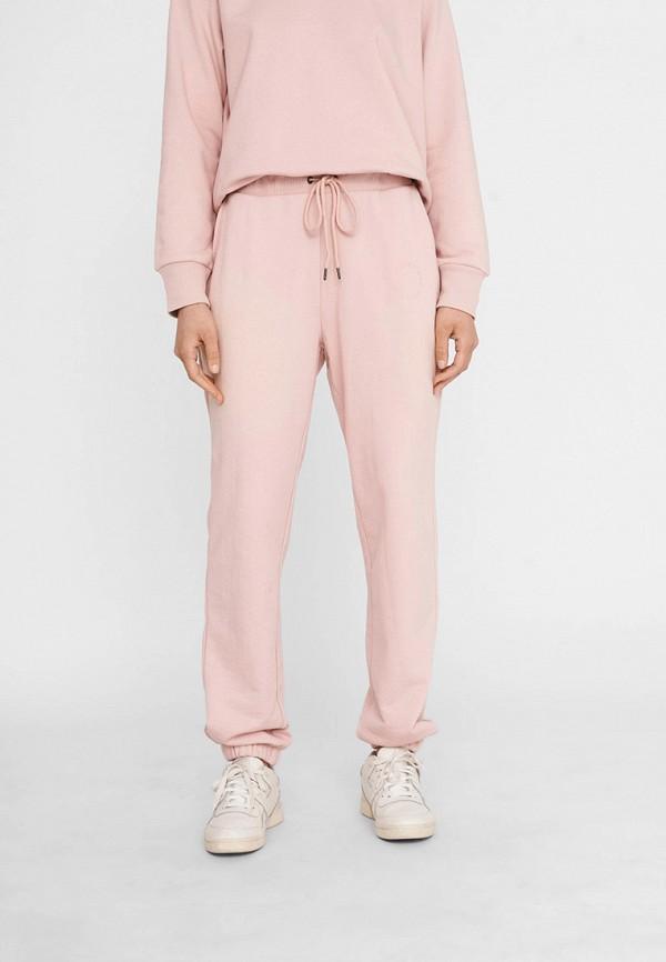 женские спортивные брюки noisy may, розовые
