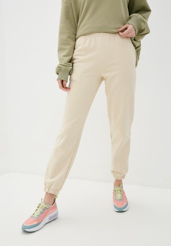 женские спортивные брюки imocean, бежевые