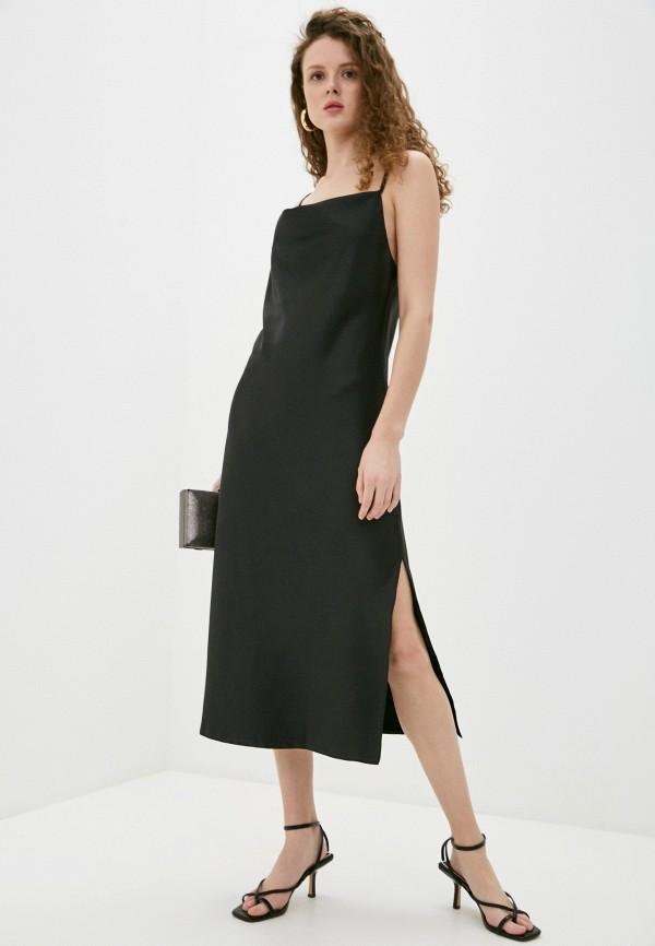 женское платье imocean, черное