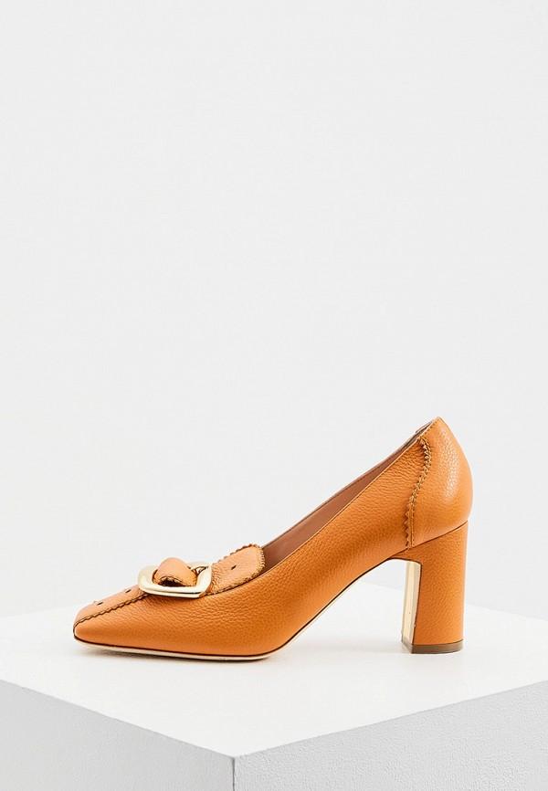 женские туфли rupert sanderson, коричневые