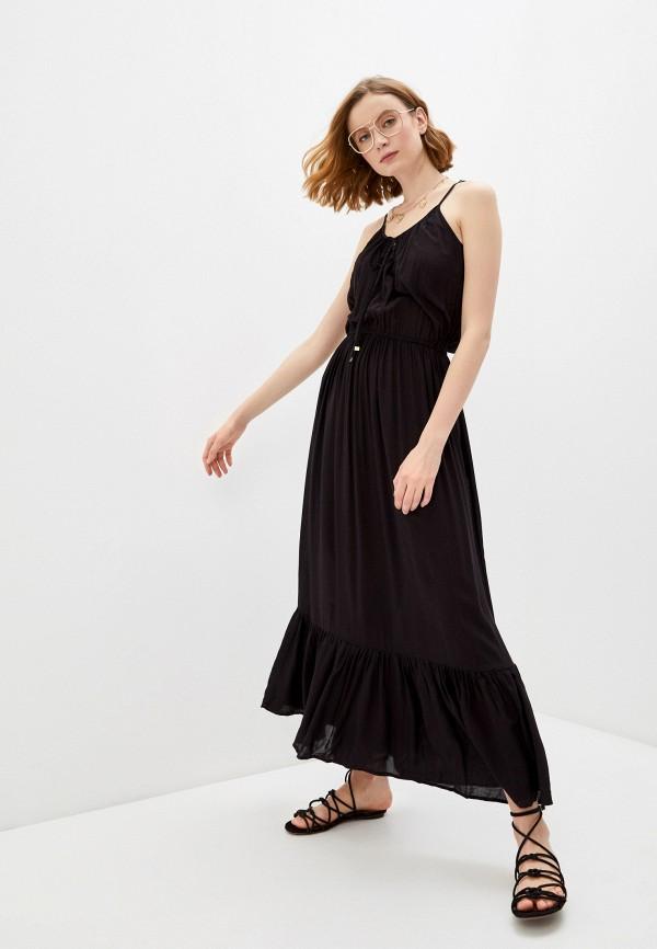 женское платье kate spade, черное