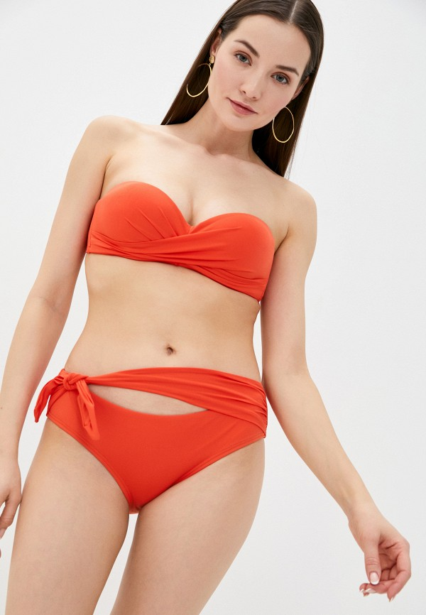 женский лиф kate spade, оранжевый