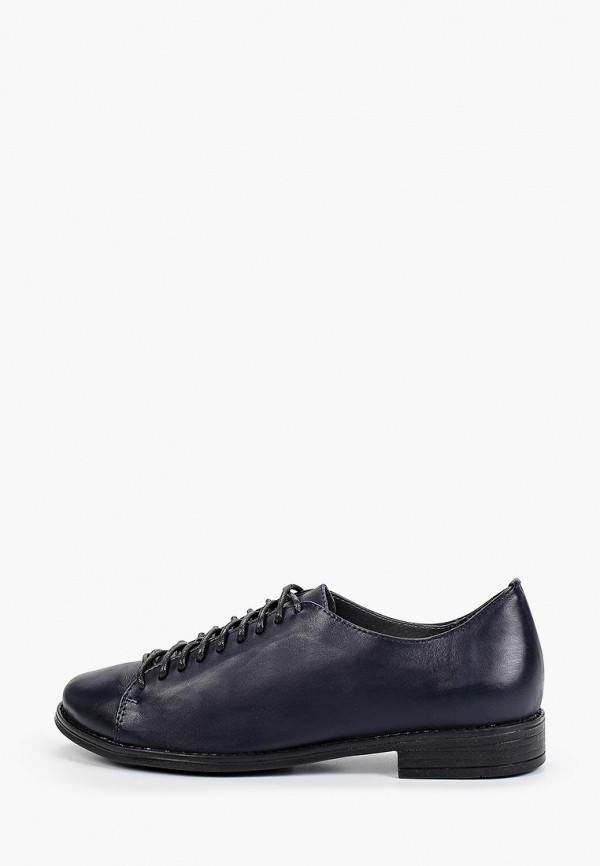 женские ботинки der spur, синие