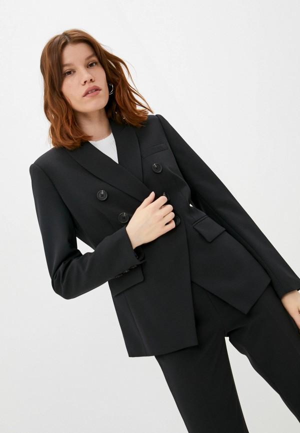 женский пиджак steffen schraut, черный