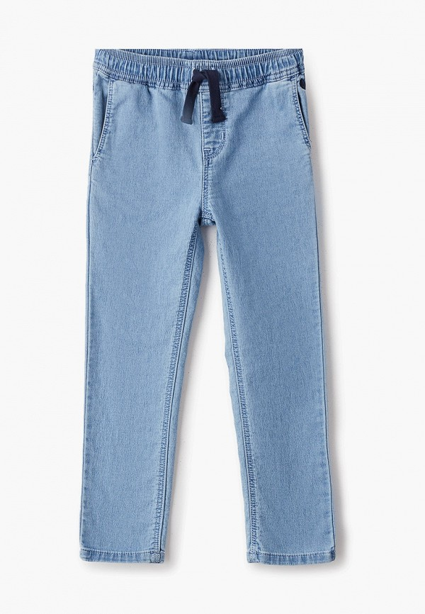 джинсы petit bateau для мальчика, голубые