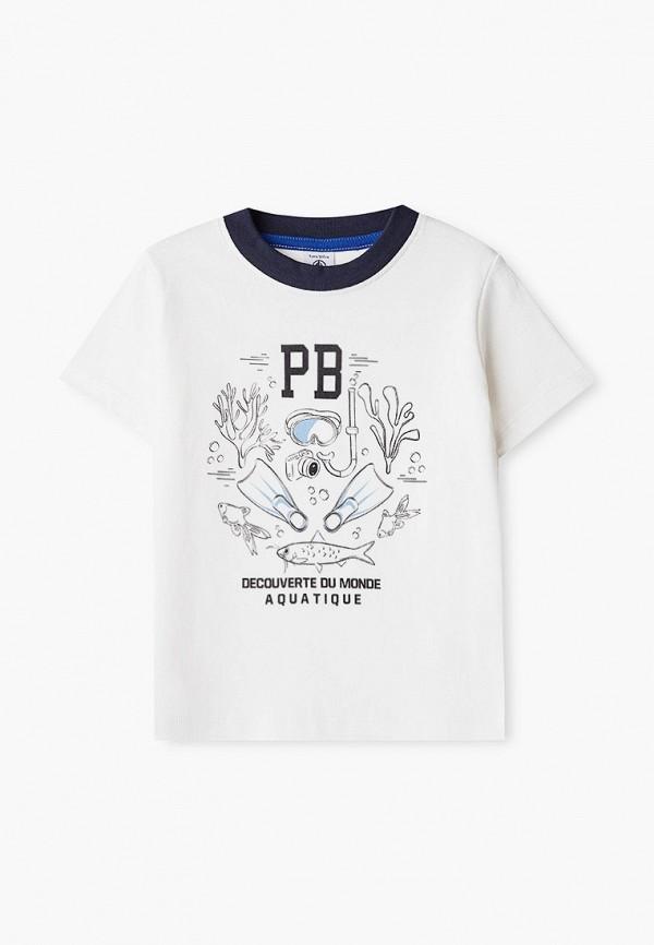 Футболка для мальчика Petit Bateau 59621