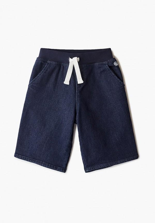 шорты petit bateau для мальчика, синие