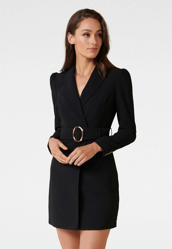 женское платье forever new, черное