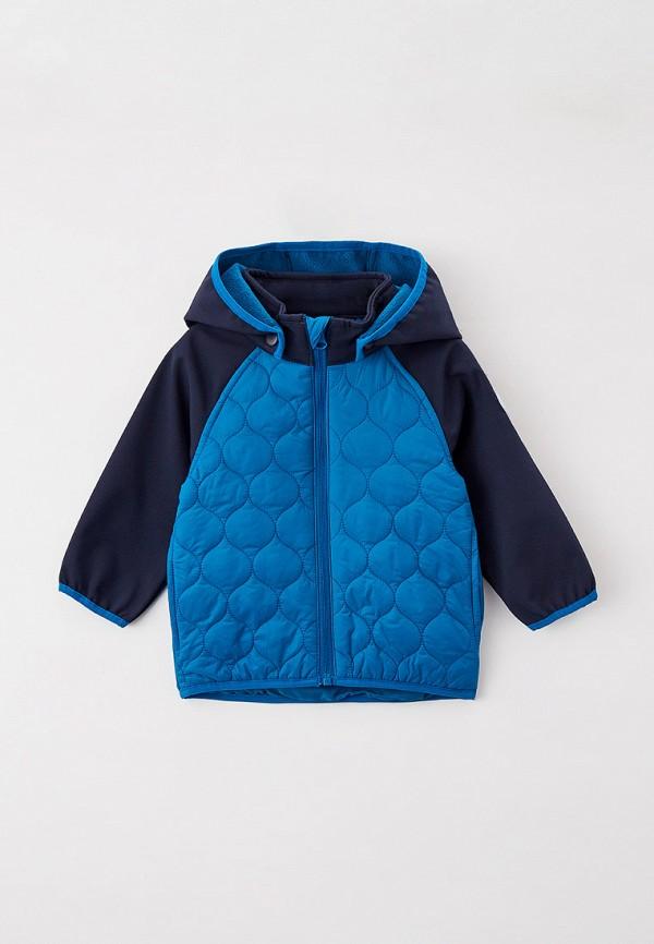 утепленные куртка name it для мальчика, синяя