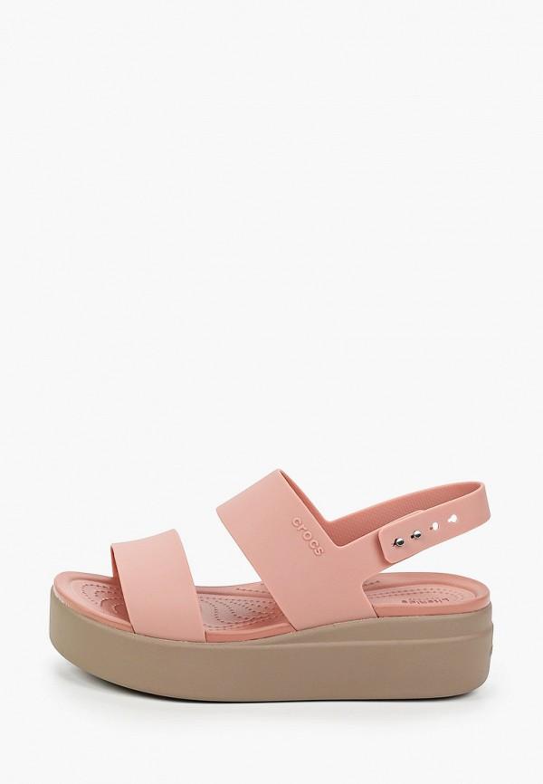 женские сандалии crocs