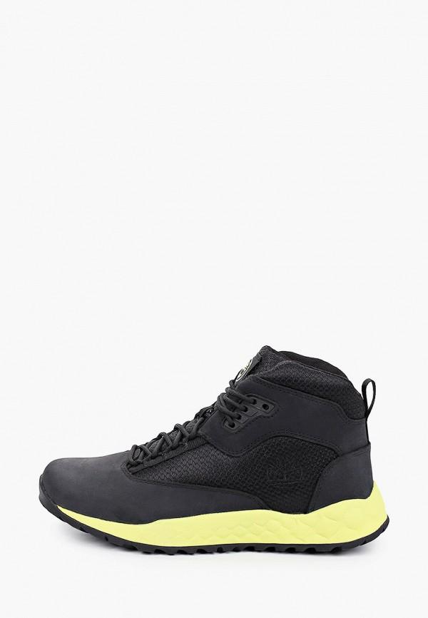 кроссовки timberland для мальчика, черные