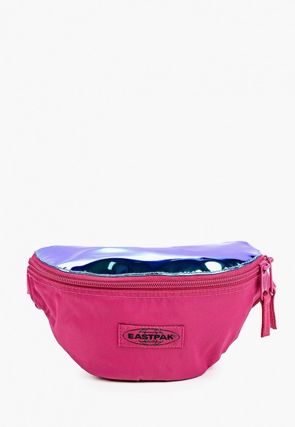 женская сумка eastpak, розовая