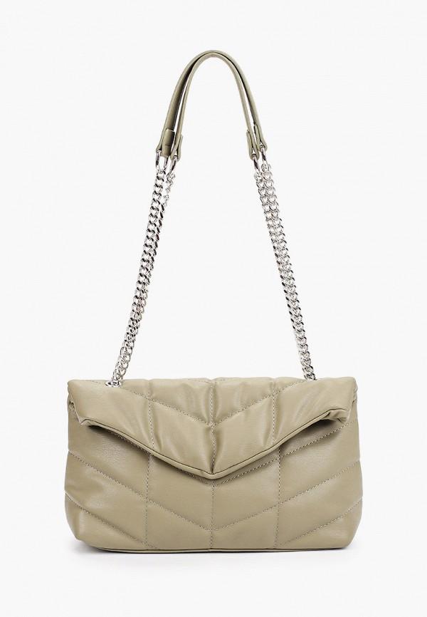 женская сумка через плечо allegri, хаки