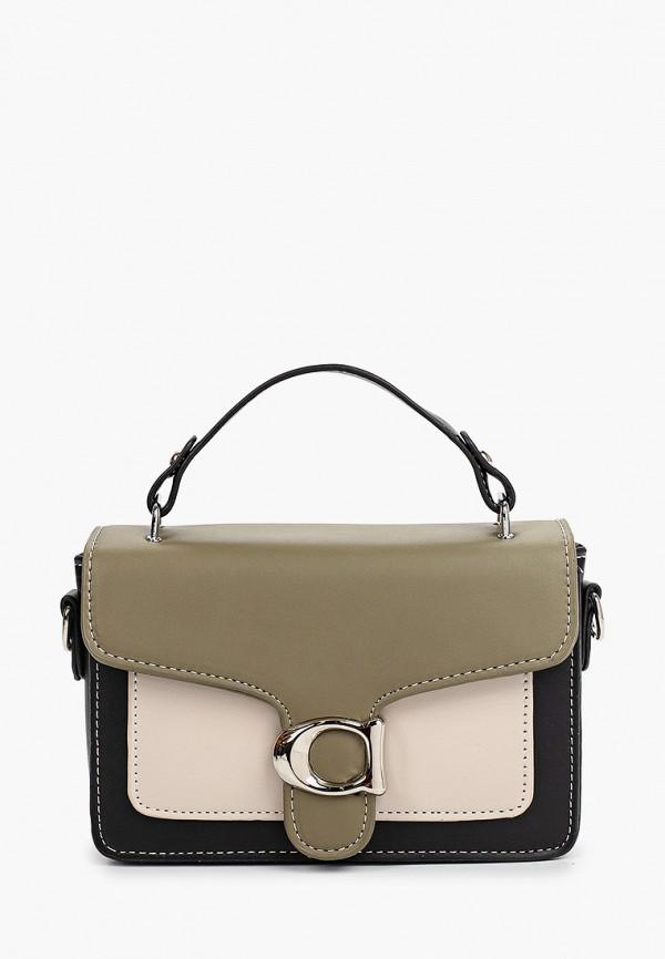 женская сумка allegri, разноцветная