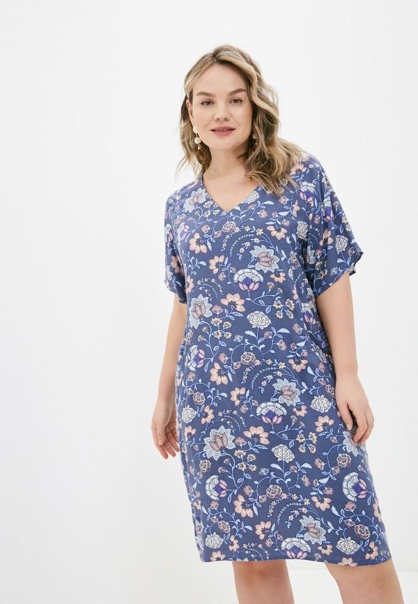 Платье Allegri Allegri 1436 синий фото