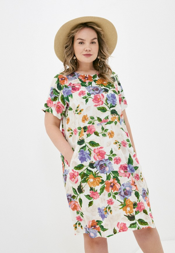 Платье Allegri Allegri 1442 бежевый фото