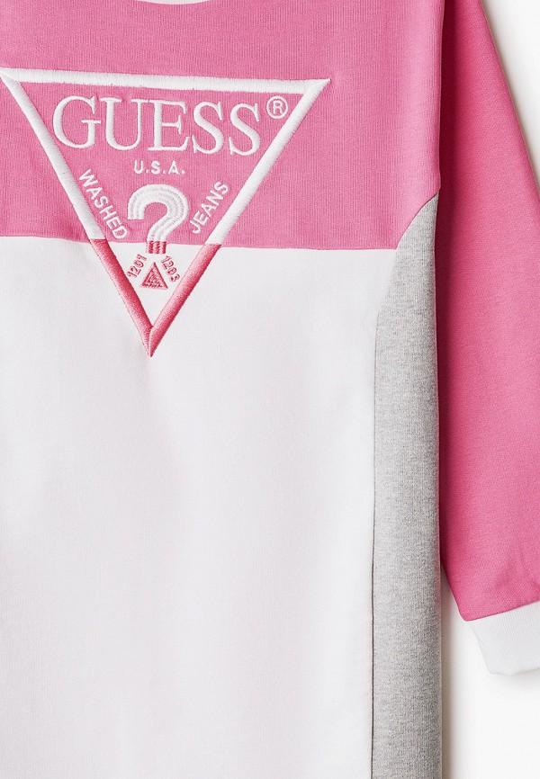 Платья для девочки Guess J1RK00 KA6R0 Фото 3