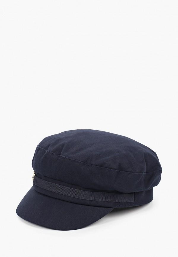 женская кепка tommy hilfiger, синяя