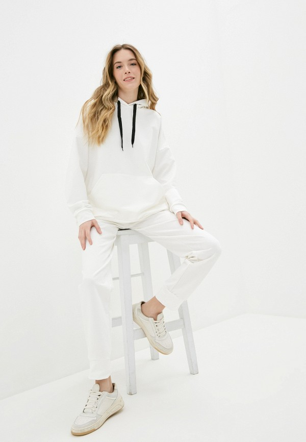 женский спортивный костюм winzor, белый