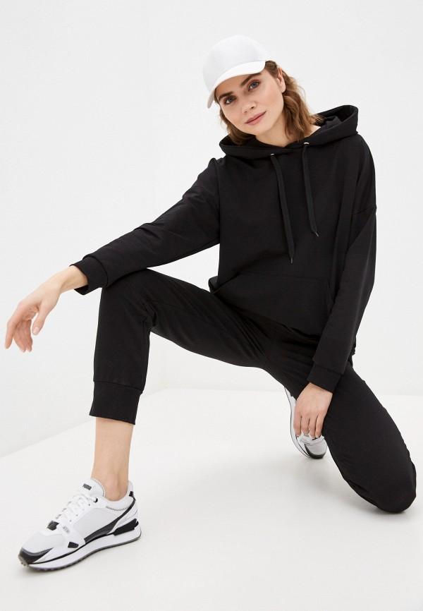 женский спортивный костюм winzor, черный