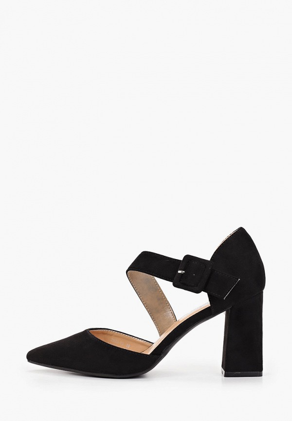 женские туфли malien, черные