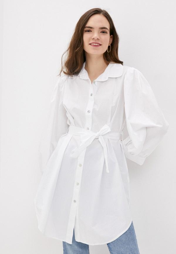 женская блузка y.two, белая