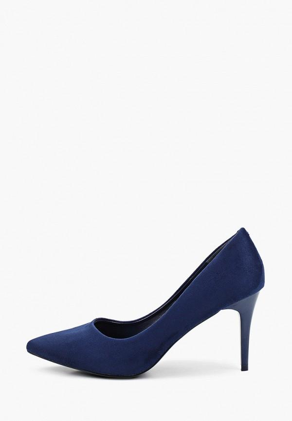женские туфли exquily, синие