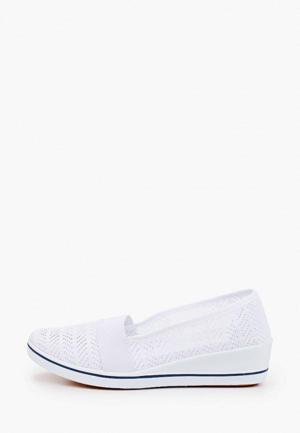 женские туфли exquily, белые