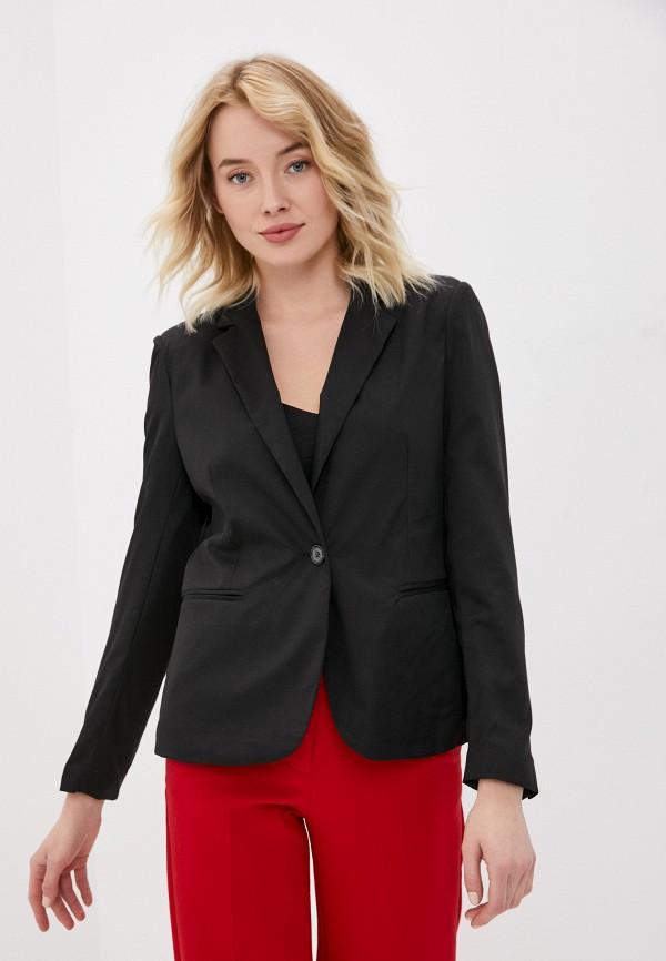 женский пиджак macleria, черный