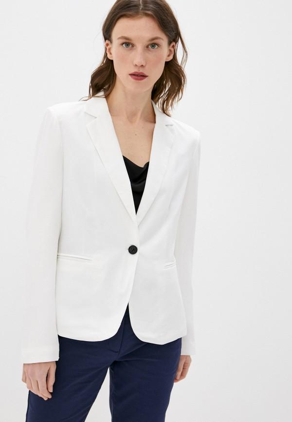 женский пиджак macleria, белый