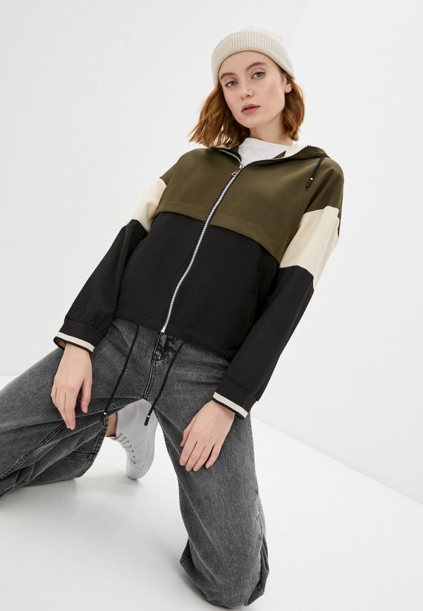 женская куртка adrixx, хаки