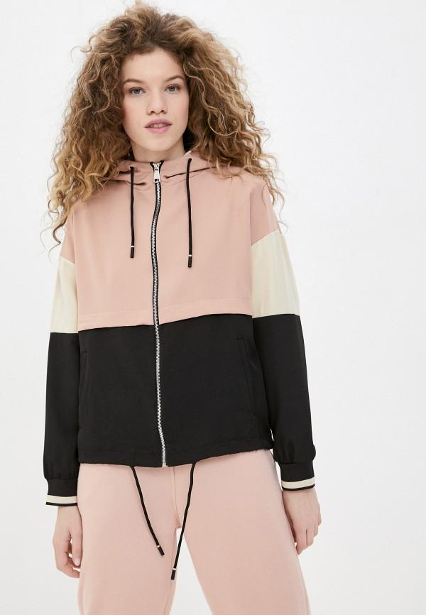 Куртка Adrixx Adrixx NR09-YFD002 розовый фото