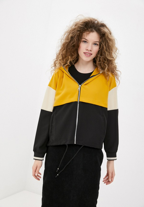 Куртка Adrixx Adrixx NR09-YFD002 желтый фото