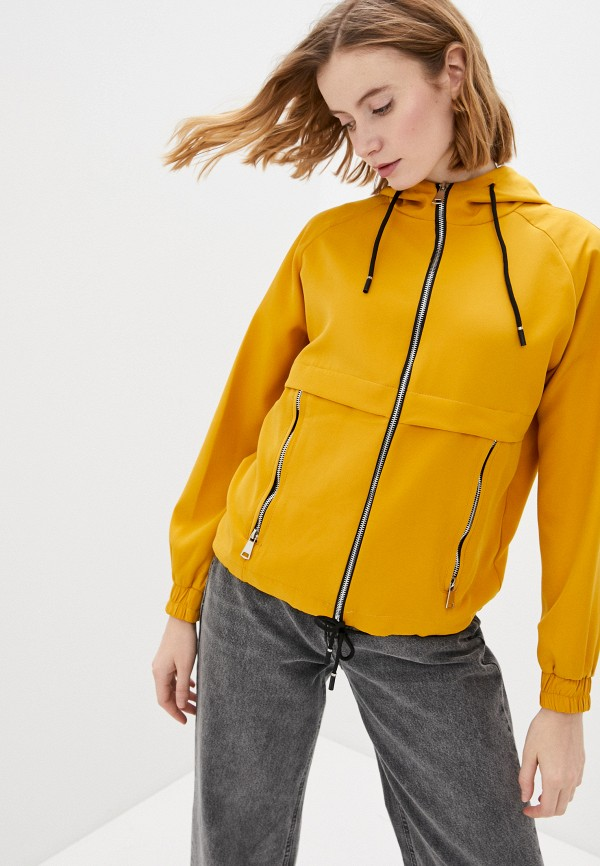 Куртка Adrixx Adrixx NR09-YFD003 желтый фото