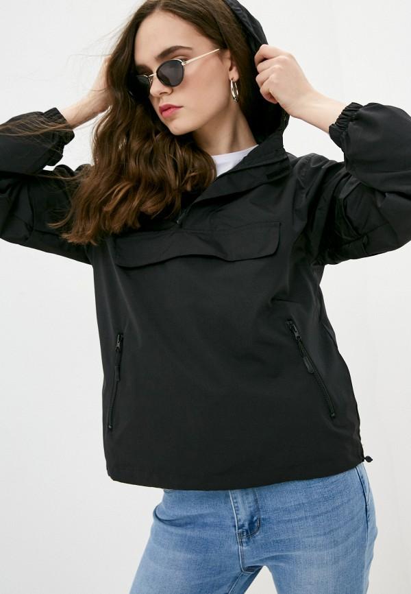 женская куртка adrixx, черная
