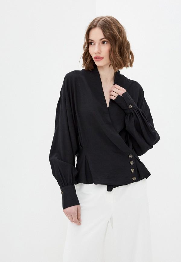 женская блузка b.style, черная