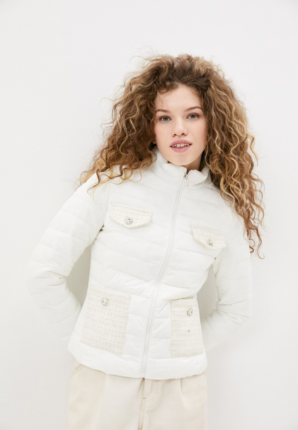 женская куртка b.style, белая