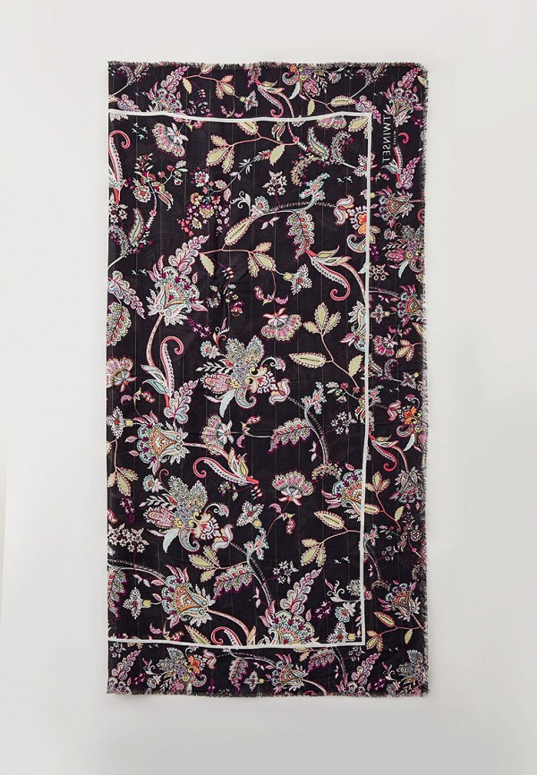 женский платок twinset milano, черный