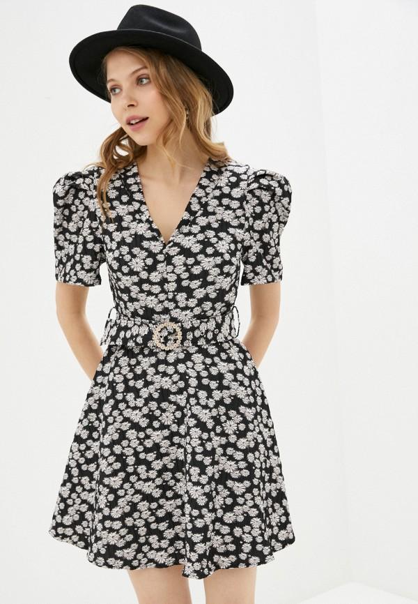 женское повседневные платье sister jane, черное