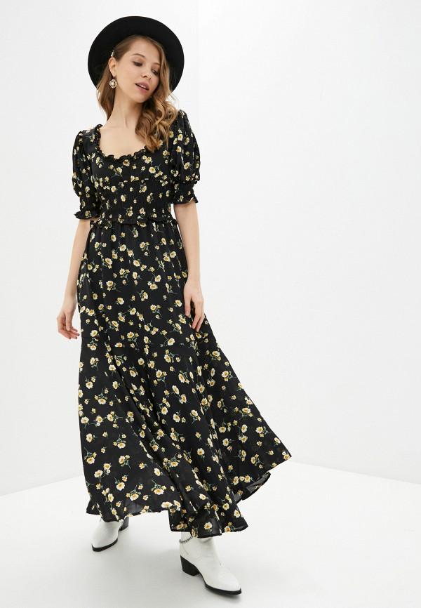 женское платье sister jane, черное