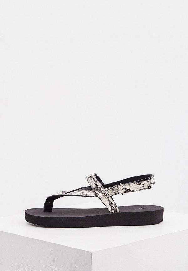женские сандалии giuseppe zanotti, серые