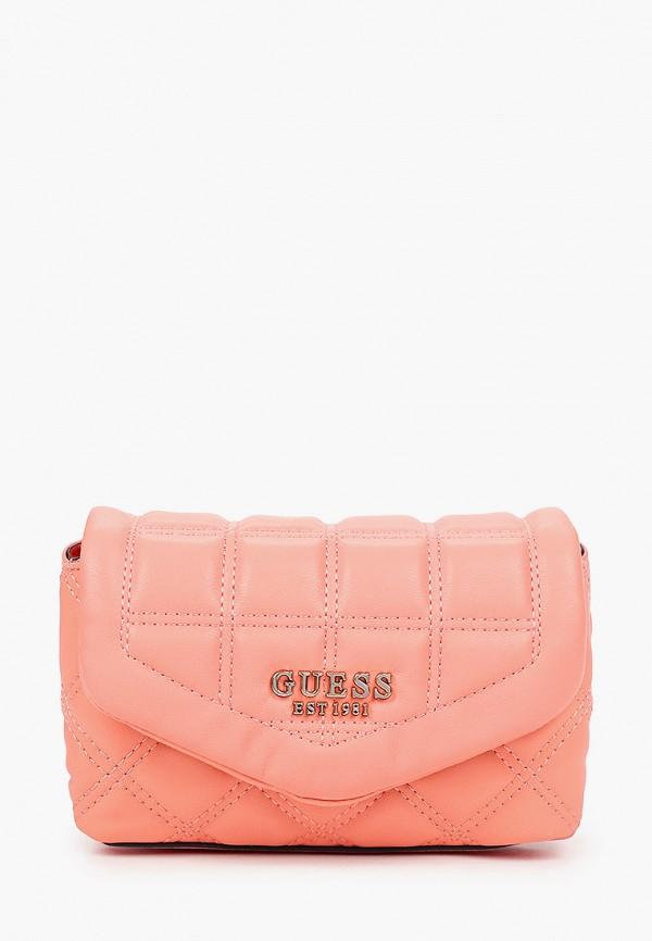 женская поясные сумка guess