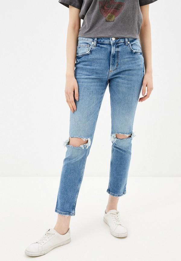 женские джинсы бойфренд silvian heach, синие