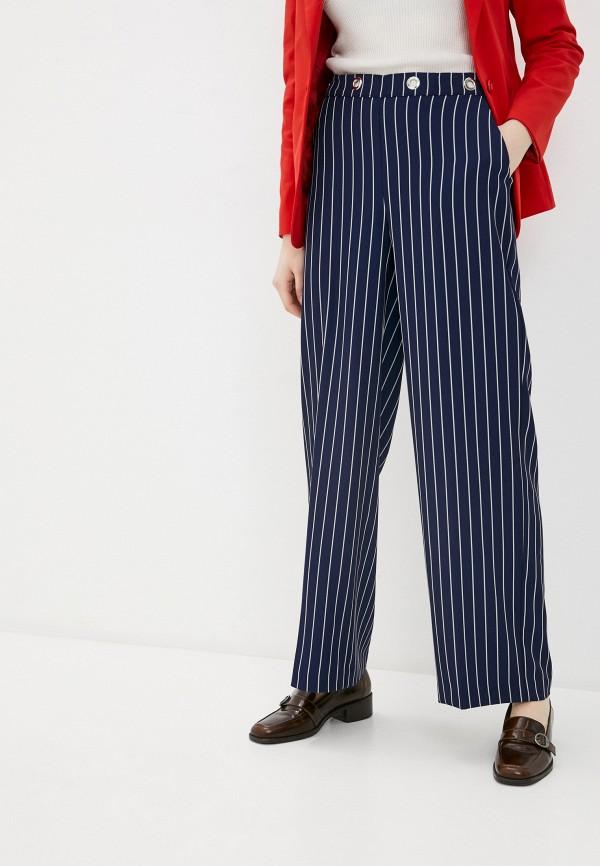 женские брюки silvian heach, синие