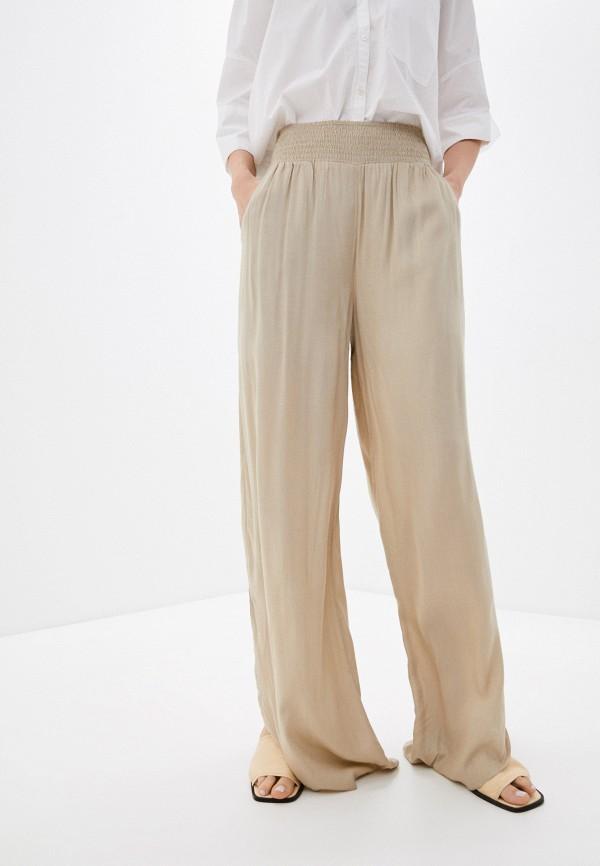 женские брюки silvian heach, бежевые