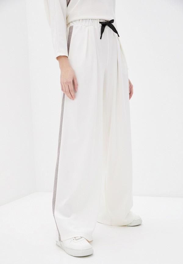 женские спортивные брюки nataliy beate, белые