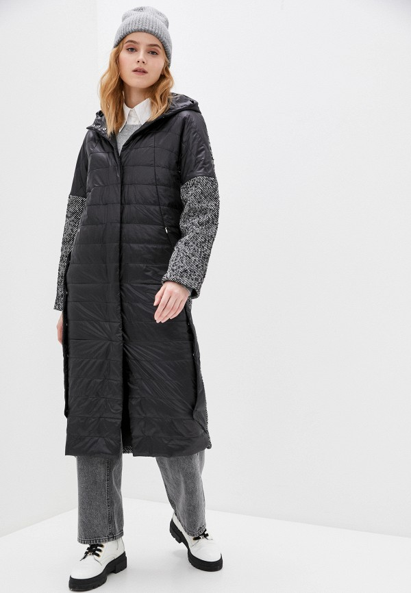 женская куртка nataliy beate, черная