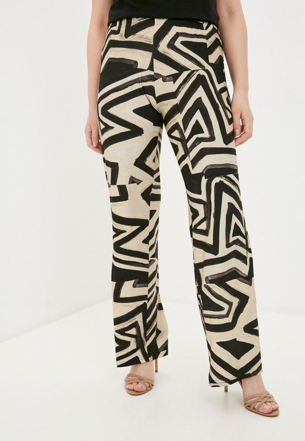 женские прямые брюки sophia, разноцветные