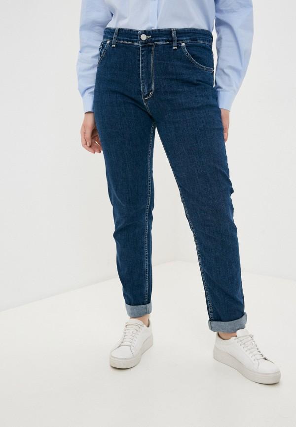 женские джинсы sophia, синие